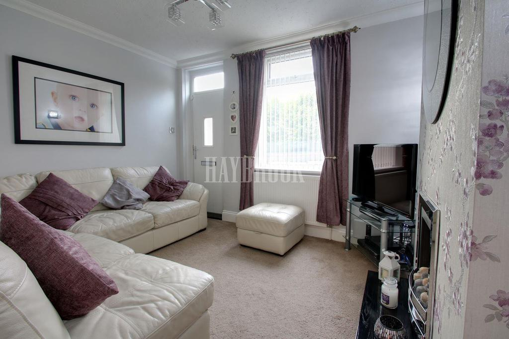 2 Bedrooms Terraced House for sale in Station Road, Chapeltown