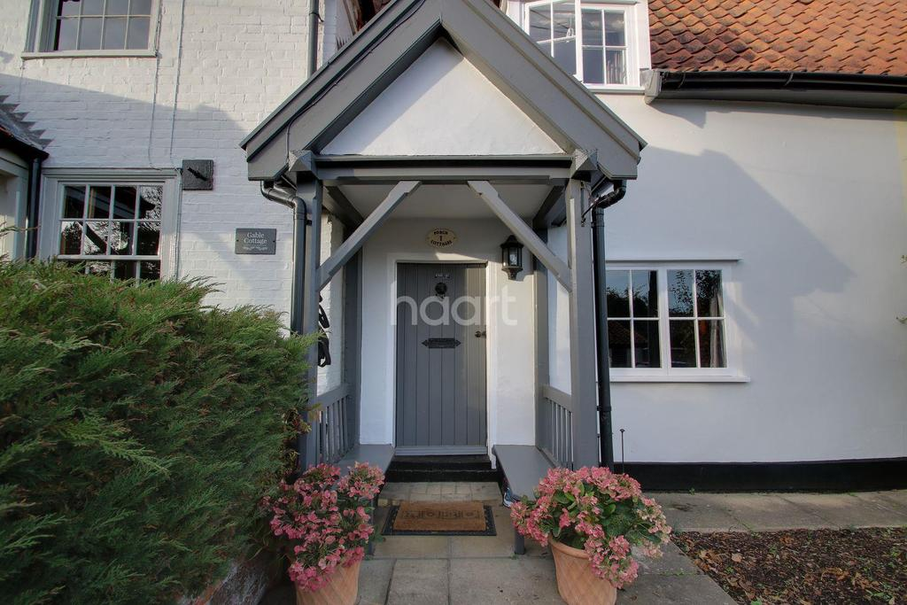 3 Bedrooms Cottage House for sale in The Street, Tuddenham St Martin