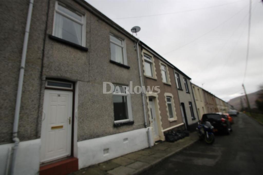 3 Bedrooms Terraced House for sale in Garn Terrace, Waunlwyd, Ebbw Vale, Gwent
