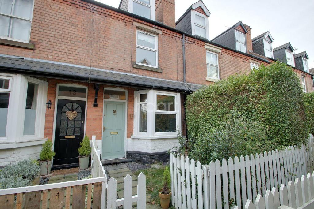 3 Bedrooms Terraced House for sale in Wycliffe Grove, Mapperley
