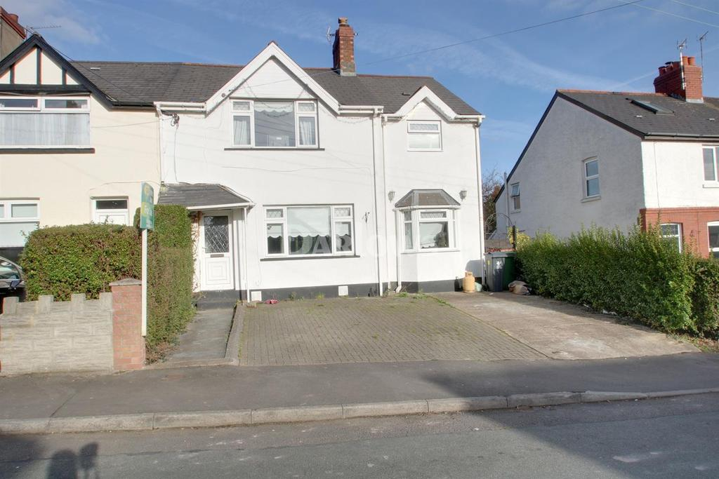 3 Bedrooms Semi Detached House for sale in Downton Rise, Rumney, Cardiff