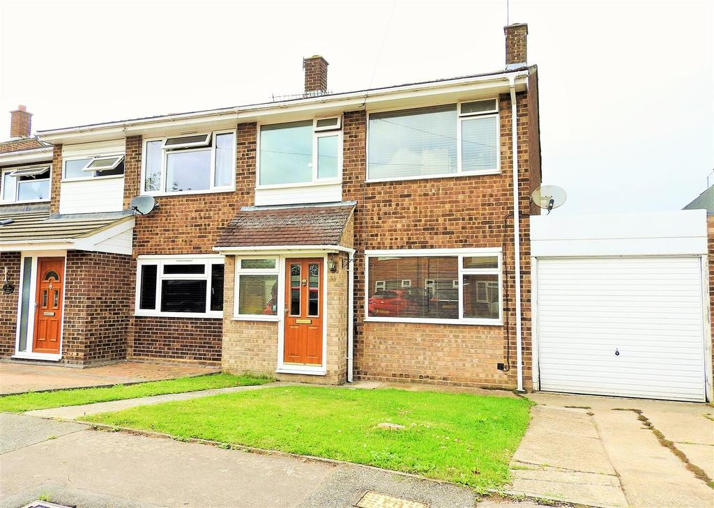 3 Bedrooms Semi Detached House for sale in St. Andrews Road, Boreham, Chelmsford