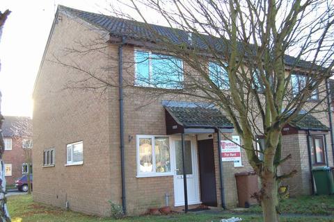 1 bedroom house to rent - Somerville, Werrington, PETERBOROUGH, PE4