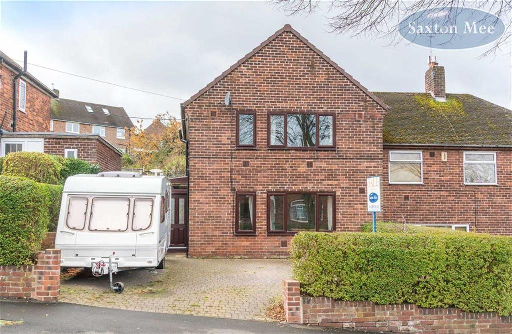 3 Bedrooms Semi Detached House for sale in Haywood Avenue, Deepcar, Sheffield, S36