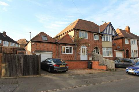 2 bedroom semi-detached house for sale - Oakthorpe Avenue, Western Park, Leicester