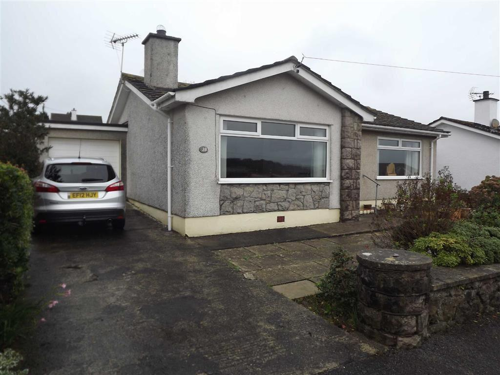 2 Bedrooms Detached Bungalow for rent in Lon Penrhyn, Benllech, Anglesey