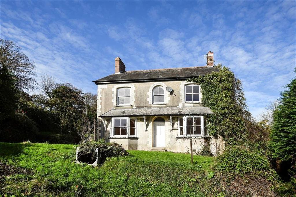 3 Bedrooms Detached House for sale in Halton Quay, Saltash, Cornwall, PL12