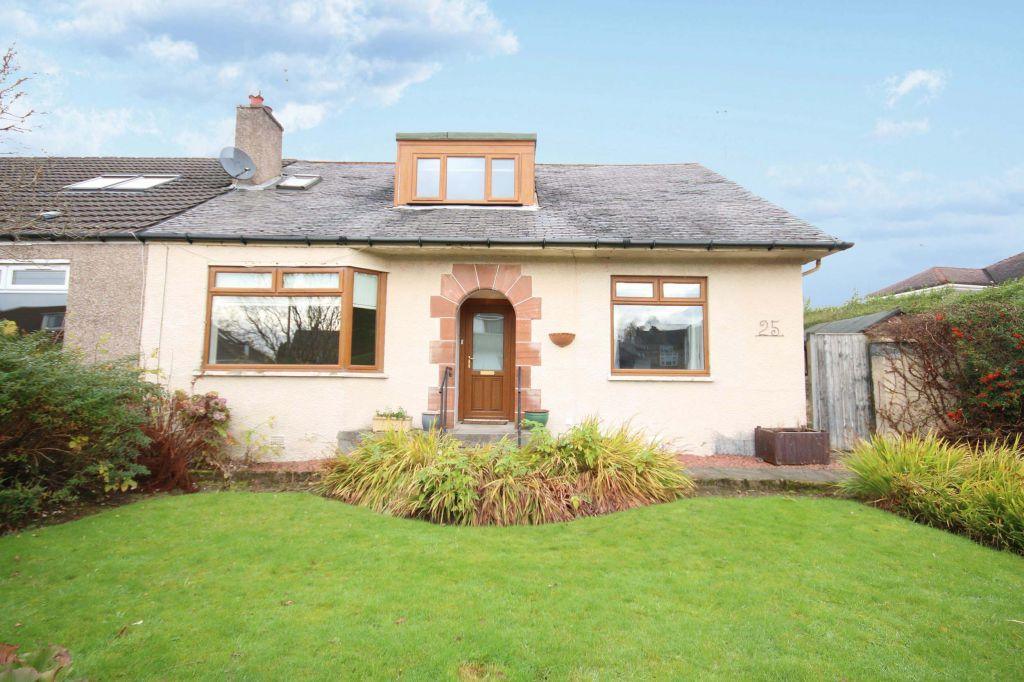 4 Bedrooms Semi Detached Bungalow for sale in 25 Overwood Drive, Kings Park, Glasgow, G44 5SG
