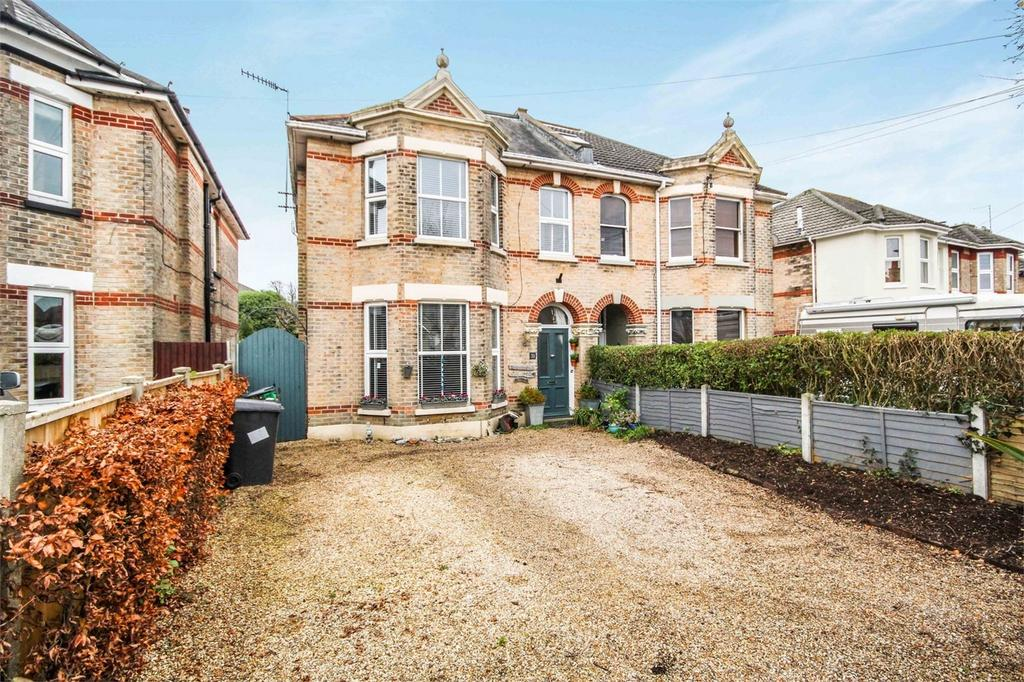 6 Bedrooms Semi Detached House for sale in Alum Chine Road, Westbourne, BOURNEMOUTH, Dorset