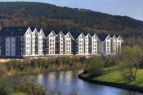 2 bedroom flat to rent - Britannia Apartments, Pentrechwyth, SWANSEA