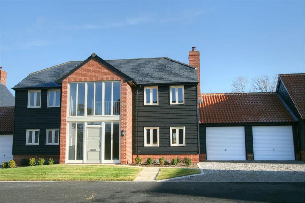 4 Bedrooms Detached House for sale in School View, NR17 1DD, Caston, Attleborough, Norfolk