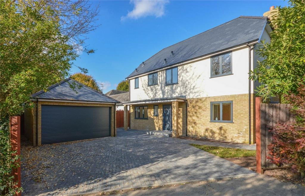 4 Bedrooms Detached House for sale in Grove Park, BISHOP'S STORTFORD, Hertfordshire