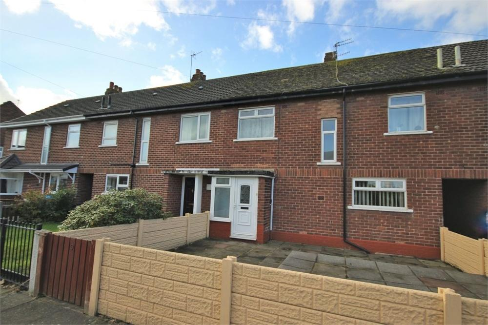 3 Bedrooms Terraced House for sale in St Ambrose Road, WIDNES, Cheshire