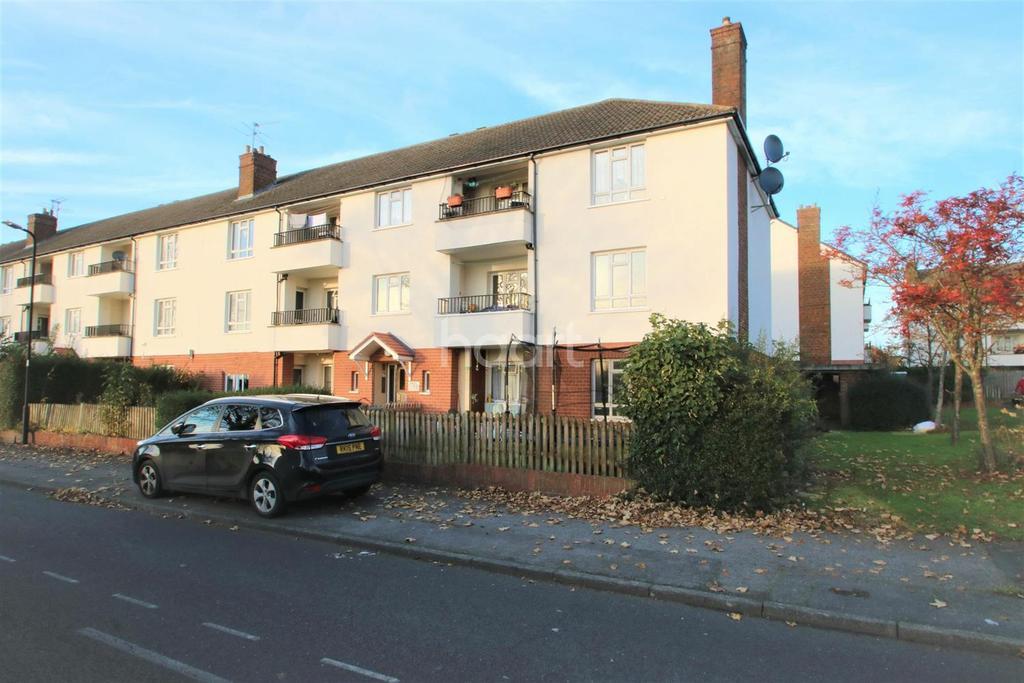 3 Bedrooms Flat for sale in Reddington Drive