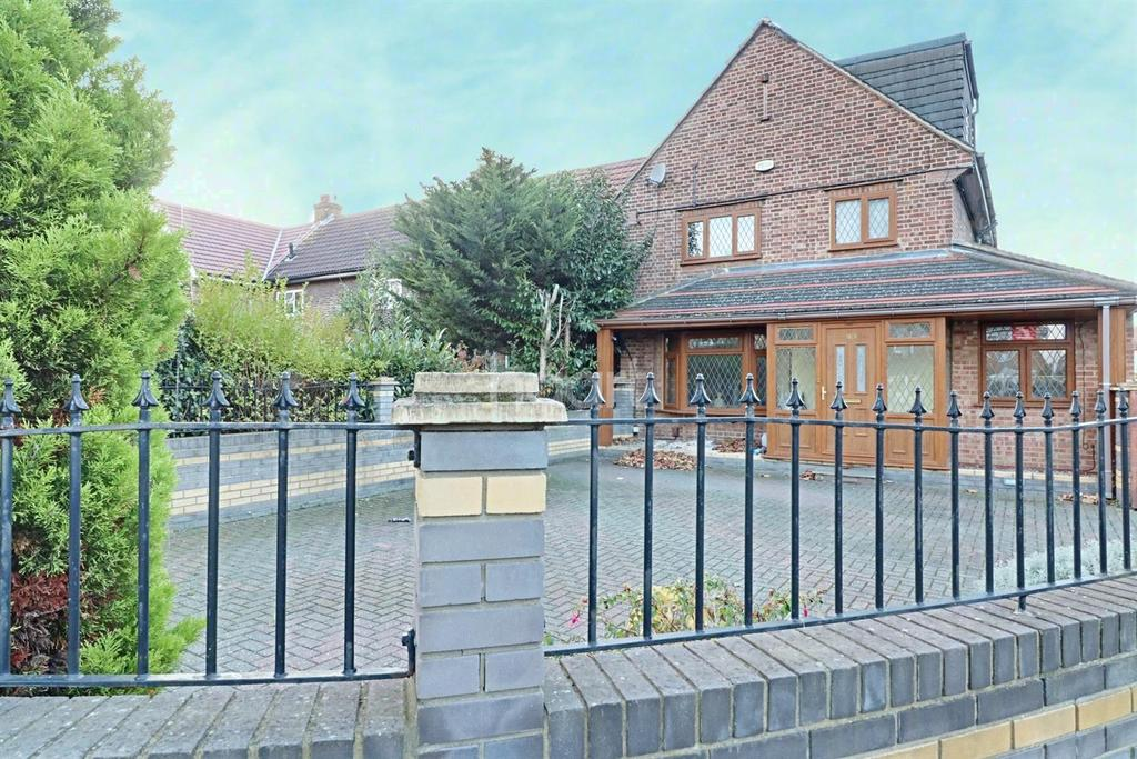 4 Bedrooms Semi Detached House for sale in Hayes Town