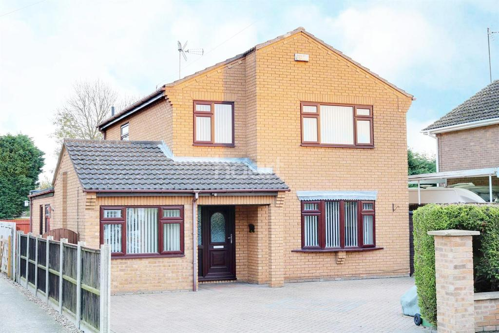 4 Bedrooms Detached House for sale in Walton Road, Wisbech