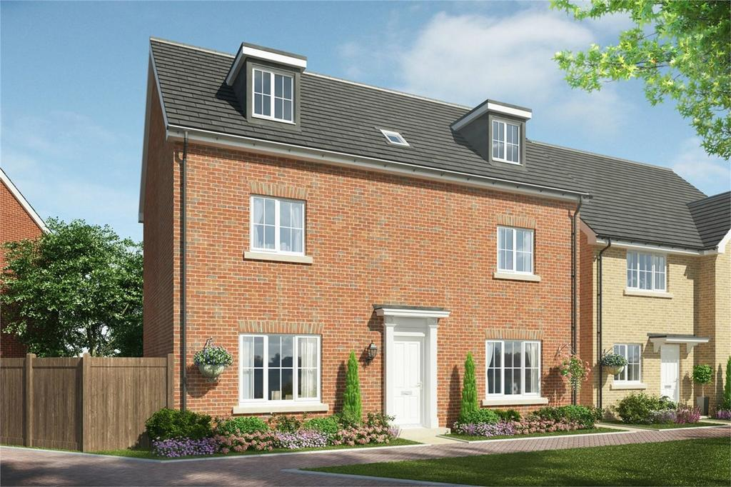 5 Bedrooms Semi Detached House for sale in The Ferns, Green Lane, Wixams, Bedfordshire