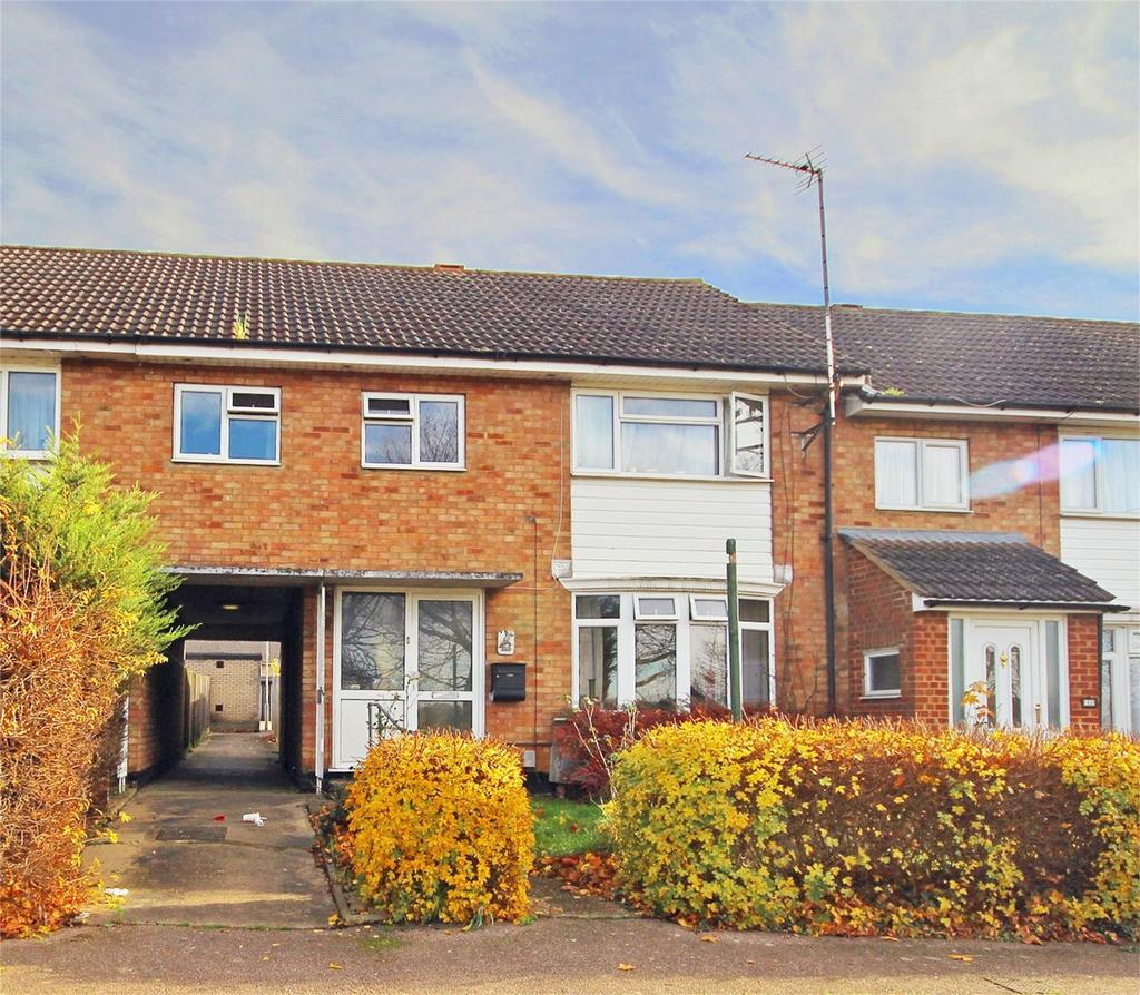 4 Bedrooms Terraced House for sale in Denby, Letchworth Garden City, Hertfordshire