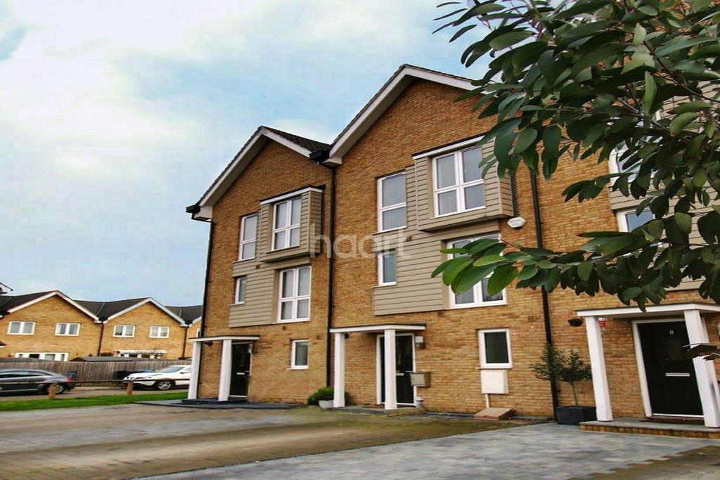 3 Bedrooms Terraced House for sale in Croxley Road, Nash Mill Wharf