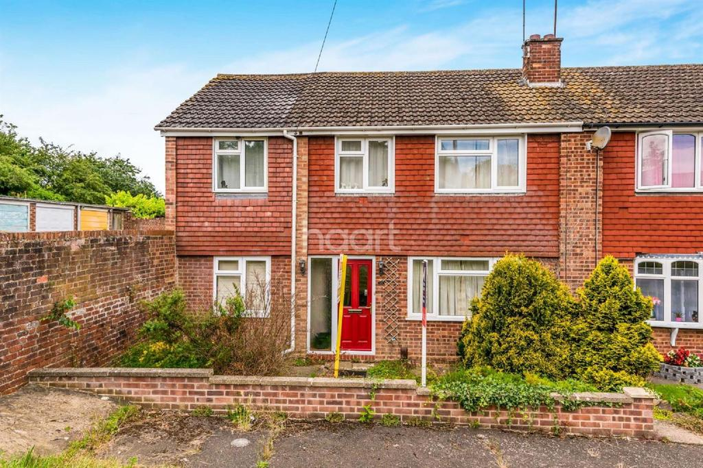 4 Bedrooms Semi Detached House for sale in HINTON ROAD,NORTHAMPTON