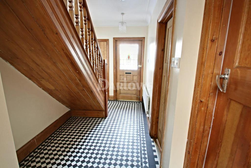 4 Bedrooms Semi Detached House for sale in Wentloog Road, Rumney, Cardiff