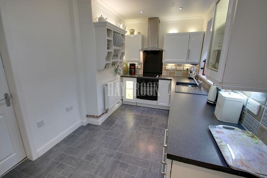 2 Bedrooms Semi Detached House for sale in Alport Road, Frecheville, S12