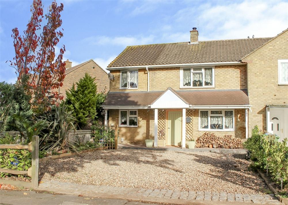 4 Bedrooms End Of Terrace House for sale in Trumbull Road, Bracknell, Berkshire