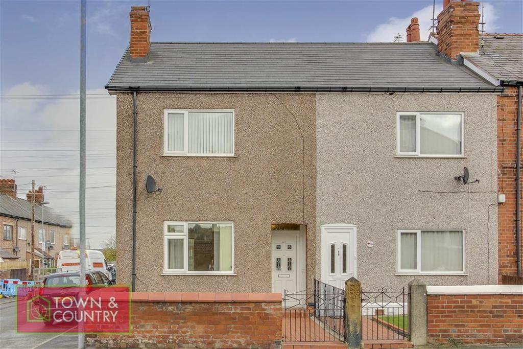 3 Bedrooms Terraced House for sale in Church Street, Connah's Quay, Deeside, Flintshire