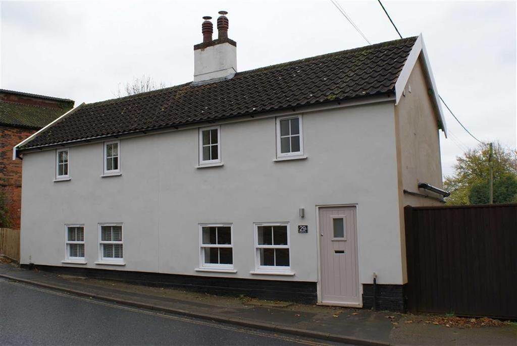 2 Bedrooms Cottage House for sale in Magdalen Street, Eye, Suffolk