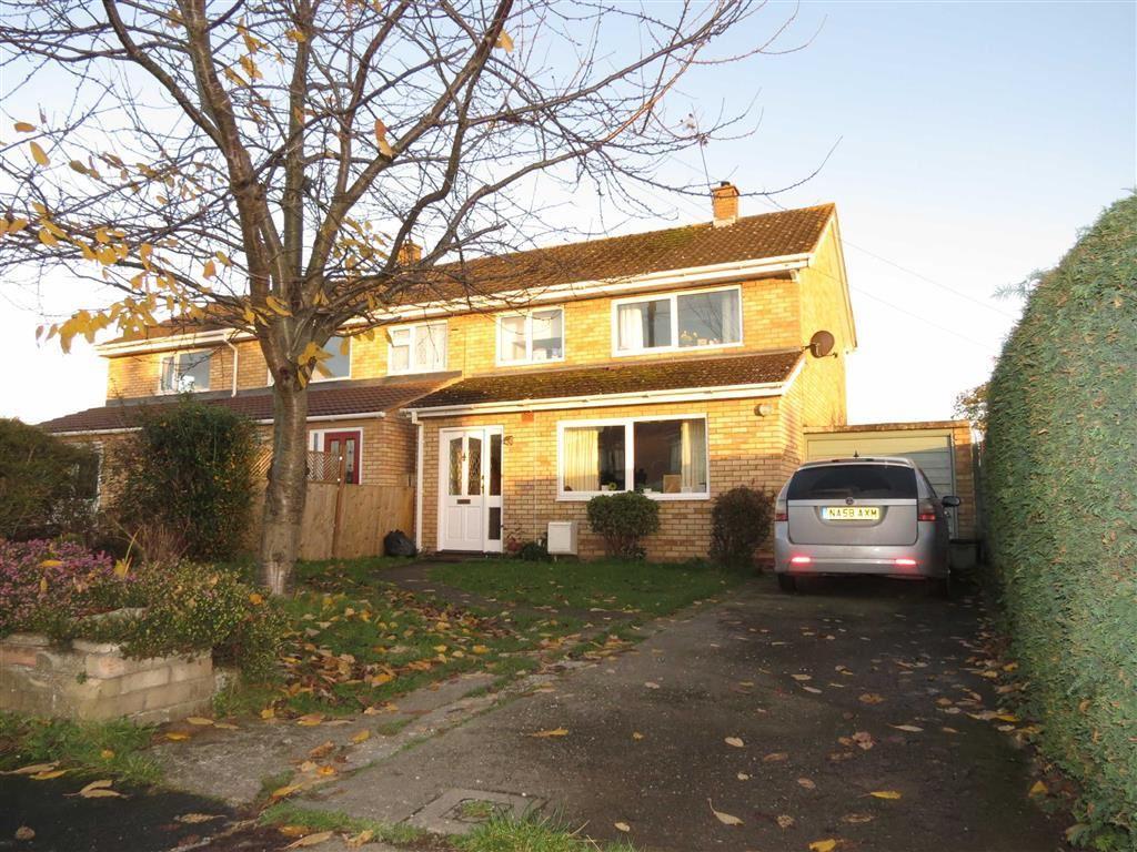 3 Bedrooms Semi Detached House for sale in Lydham Road, Heath Farm, Shrewsbury, Shropshire