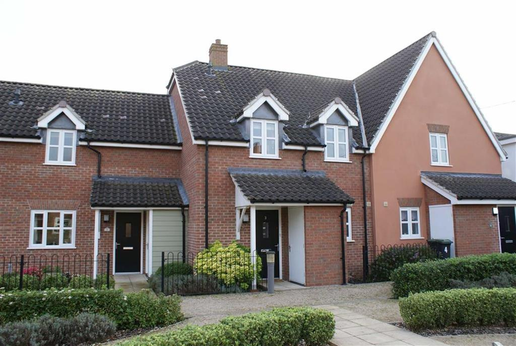 3 Bedrooms Terraced House for sale in Old Brew House Court, Eye, Suffolk