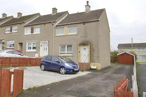 2 bedroom end of terrace house for sale - 44 Gibb Street, Chapelhall, Airdrie, ML6 8SL