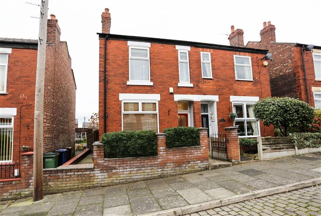 2 Bedrooms Semi Detached House for sale in St Augustines Road, Cheadle Heath, Stockport