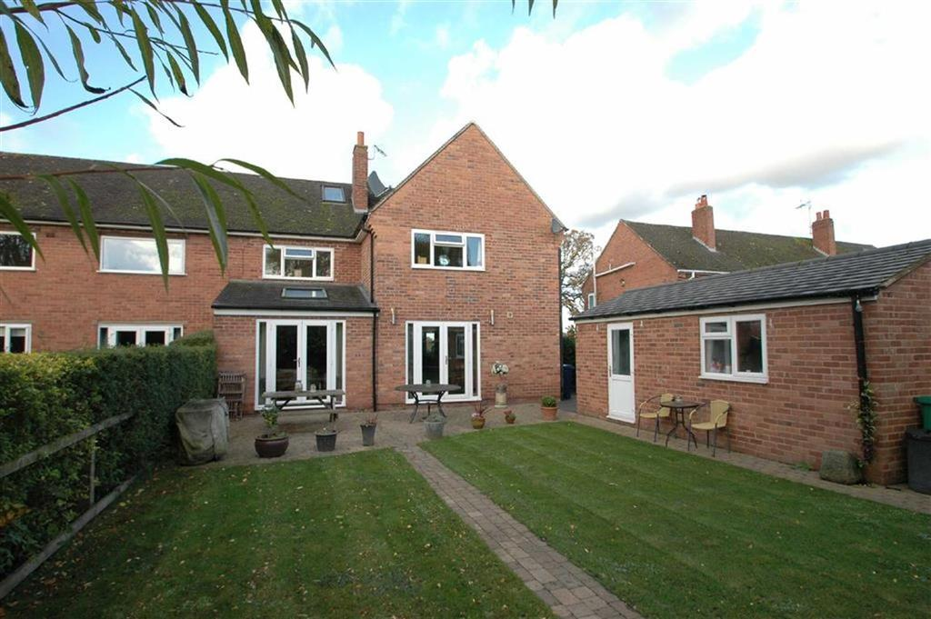 4 Bedrooms Semi Detached House for sale in School Lane, Guilden Sutton, Chester