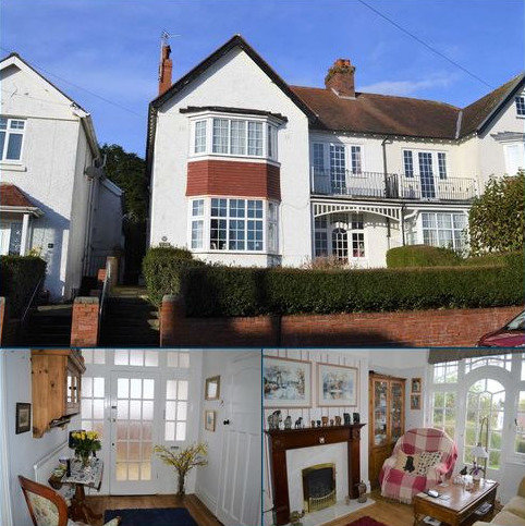 4 bedroom semi-detached house for sale - Beechwood Road, Swansea, SA2
