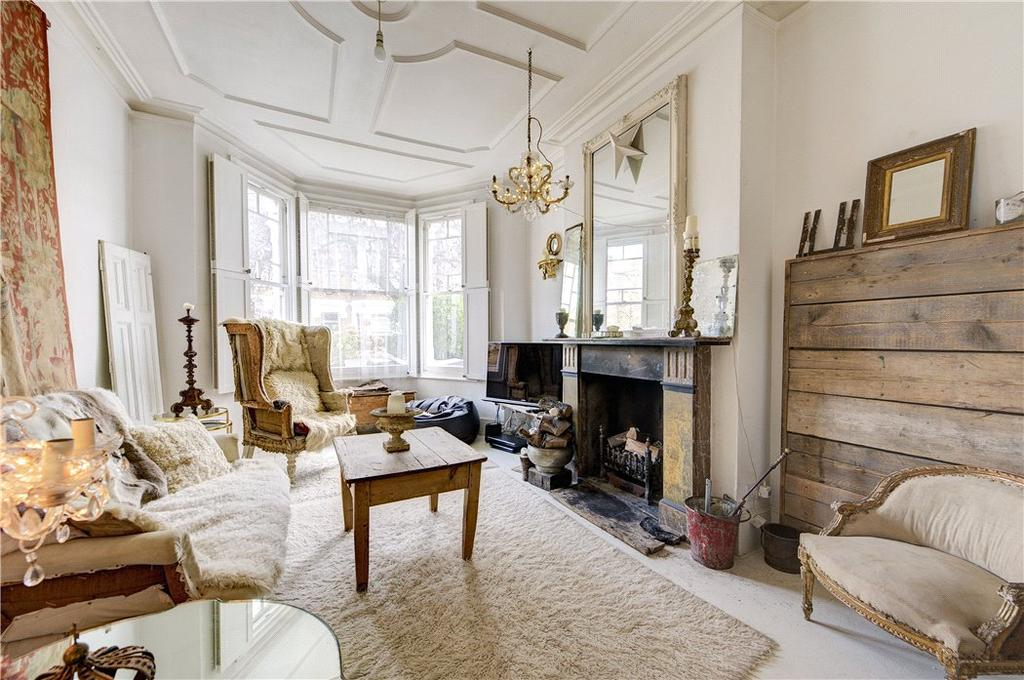 4 Bedrooms Terraced House for sale in Dudley Road, Queen's Park, London, NW6