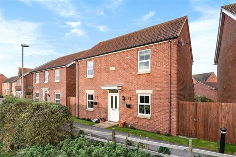 4 bedroom detached house for sale - Plover Walk, Market Rasen, LN8