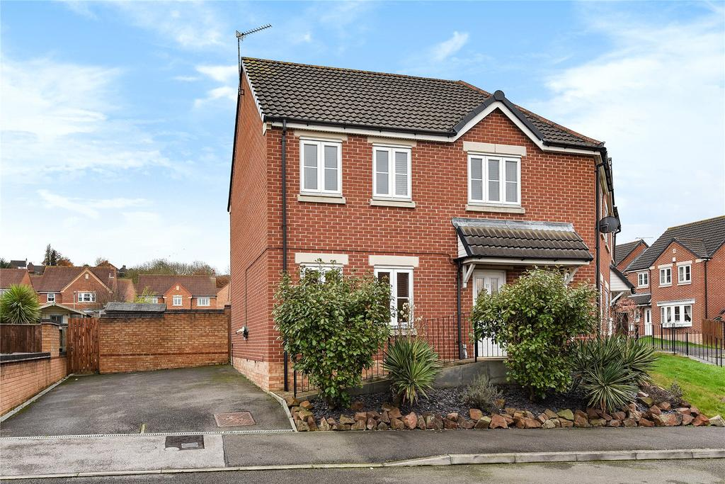 3 Bedrooms End Of Terrace House for sale in Maidment Drive, Lincoln, LN1