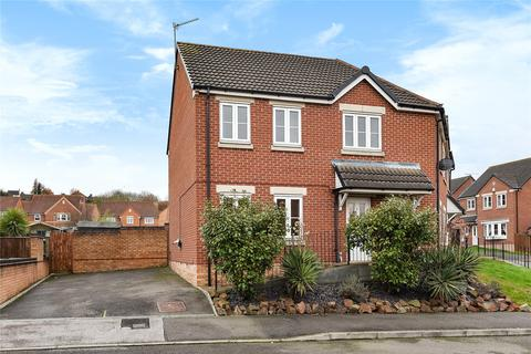3 bedroom end of terrace house for sale - Maidment Drive, Lincoln, LN1