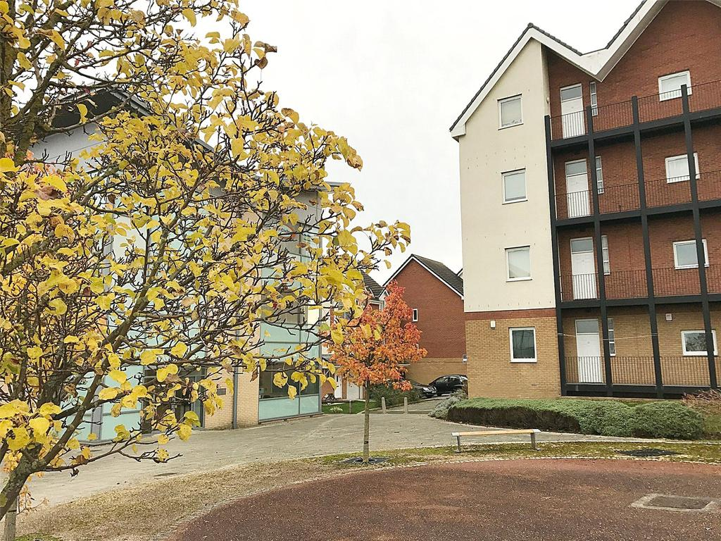 2 Bedrooms Flat for sale in Willow Sage Court, Stockton-On-Tees