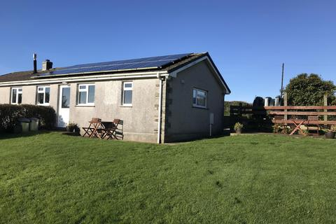 1 bedroom semi-detached bungalow to rent - Tresmeer, Launceston