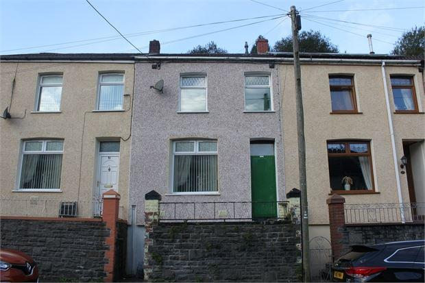 3 Bedrooms Terraced House for sale in Woodland Road, Tylorstown, Ferndale, Rhondda Cynon Taff. CF43 3ND