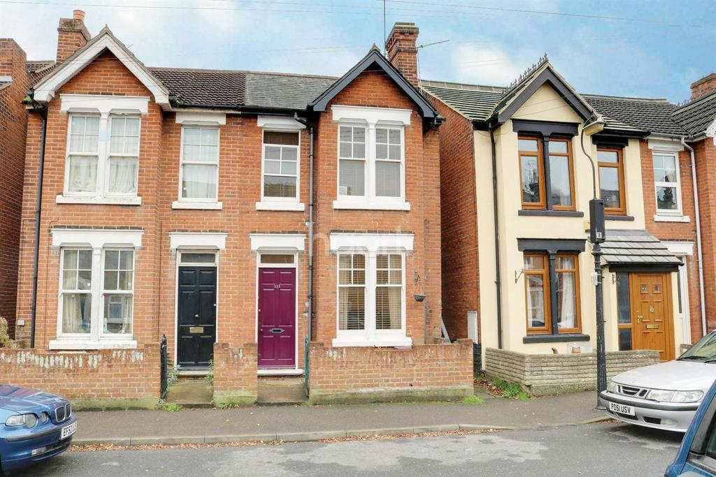 3 Bedrooms Semi Detached House for sale in Morant Road, Colchester
