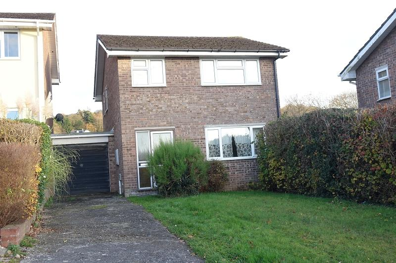 3 Bedrooms Link Detached House for sale in Darren View, Crickhowell, Powys.