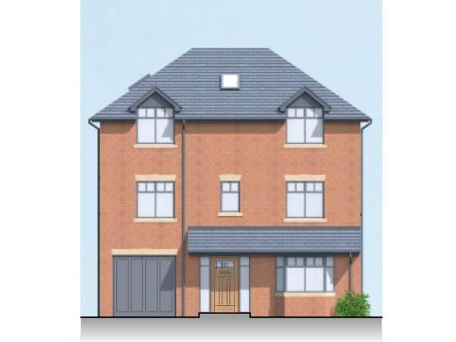 5 Bedrooms Detached House for sale in Portland Road,Aldridge,Walsall