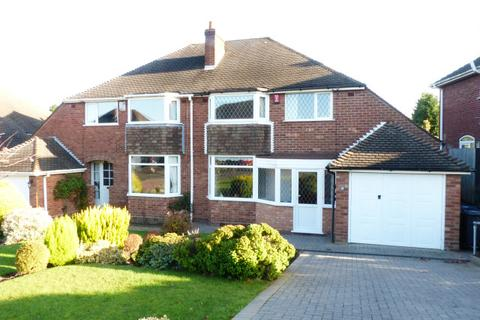 3 bedroom semi-detached house for sale - The Greenway,Sutton Coldfield,West Midlands