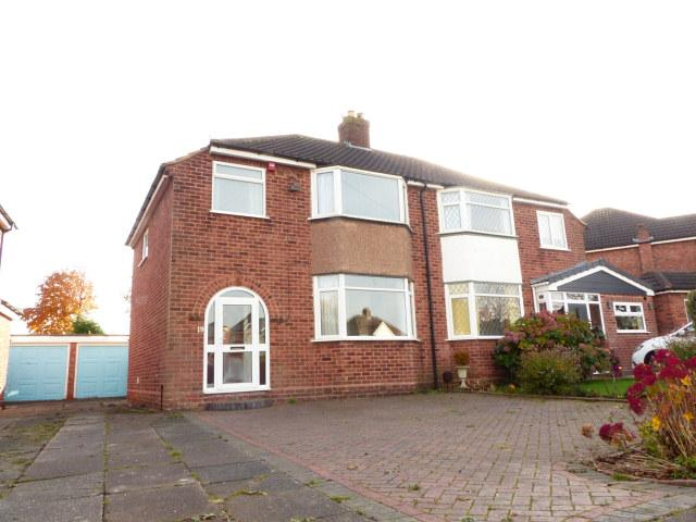 3 Bedrooms Semi Detached House for sale in Windermere Drive,Streetly,Sutton Coldfield