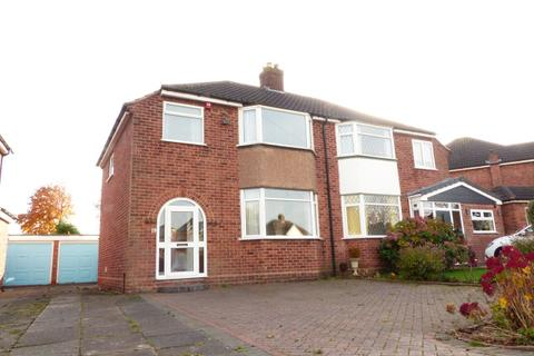 3 bedroom semi-detached house for sale - Windermere Drive,Streetly,Sutton Coldfield