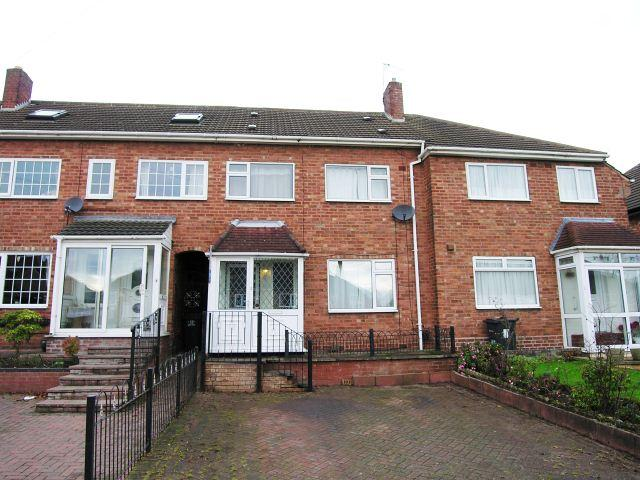 4 Bedrooms Terraced House for sale in Weybourne Road,Great Barr,Birmingham
