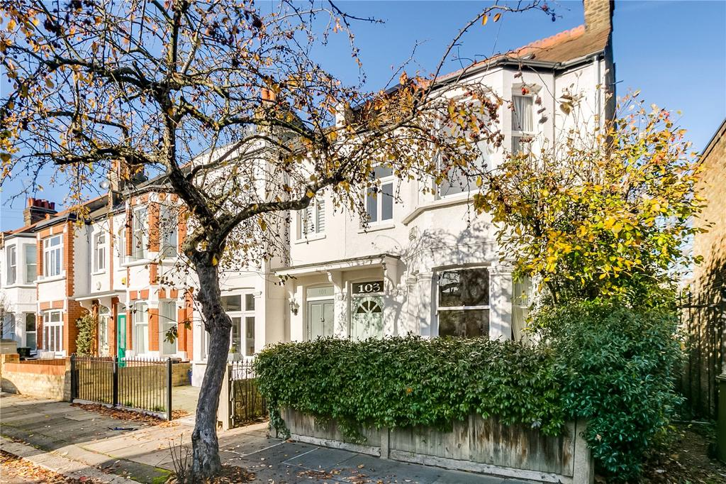 5 Bedrooms End Of Terrace House for sale in Grosvenor Avenue, London